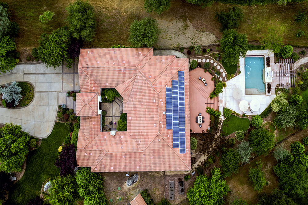 Sacramento Aerial Real Estate Photography