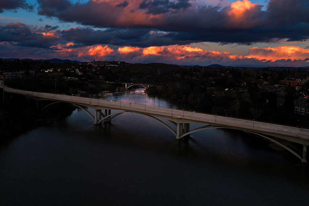 Aerial Photography Folsom