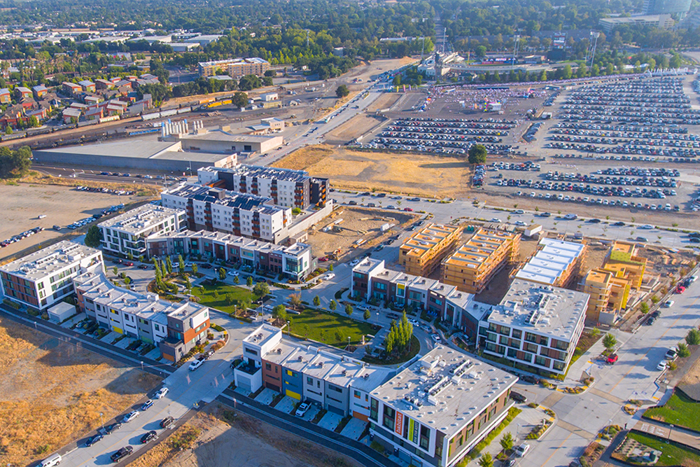 Aerial Photography West Sacramento