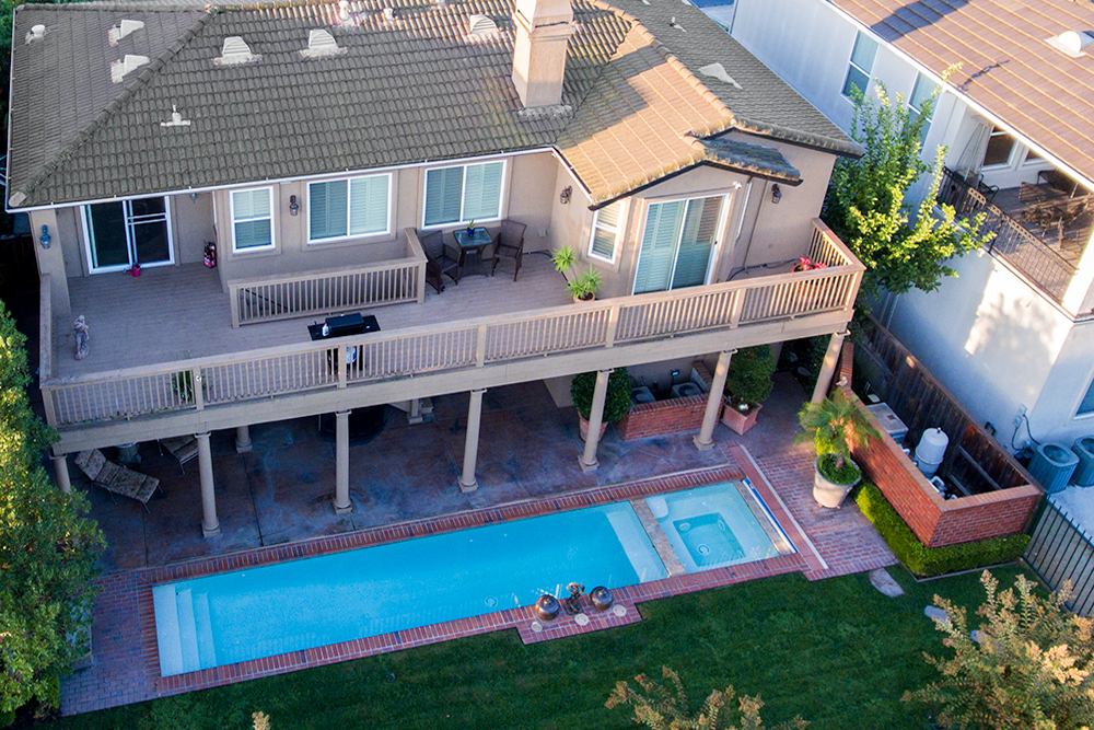 Stockton Aerial Real Estate Photography