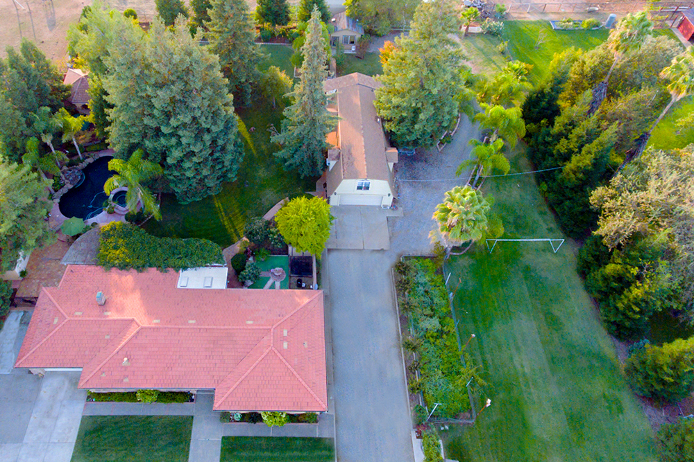 Using Drones For Real Estate