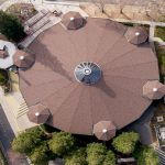 Old Roseville Aerial Photography