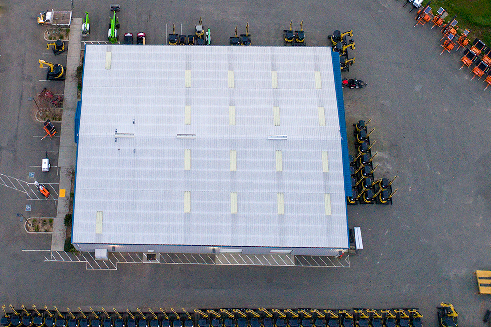 Industrial Aerial Videography