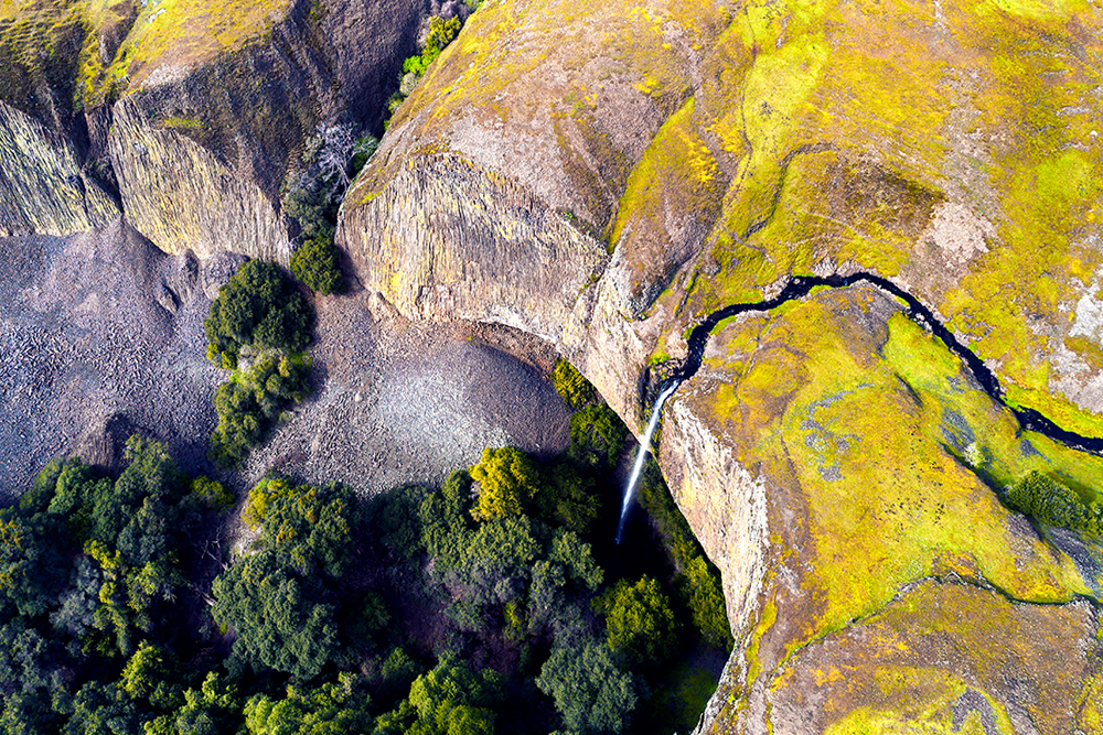 Oroville Aerial Photography