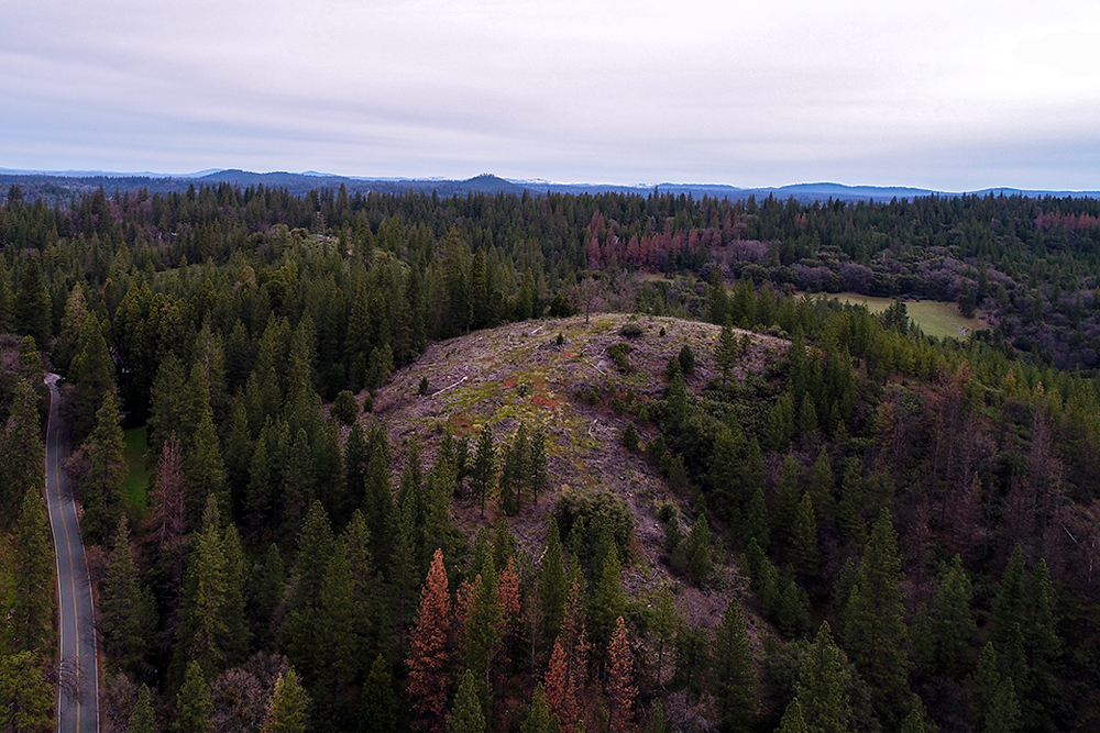 Sutter Creek Aerial Photography